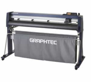 used Graphtec Fc9000 140 54 Wide Vinyl Cutter