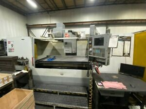 Used Haas Vf 9 Cnc Vertical Machining Center Mill 10k Rpm Ct40 Side Mount Atc 03