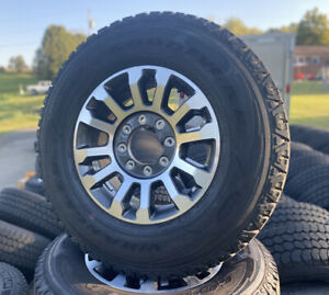 New Take Offs 2019 2020 Ford F 250 F 350 Lariat 18 Wheels And Tires Goodyear At
