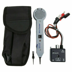 200ep Inductive Amplifier Cable Tester Detector Finder Toner Tone Generator Kits