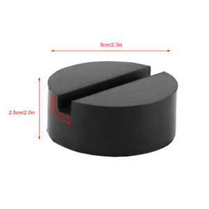 Disk Rubber Pad Practical Car Rubber Pad For Most Floor Jacks Use Ad