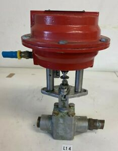 Jordan Lowflow Valve Model 708 Size 3 4 Range 3 15 Fast Shipping warranty