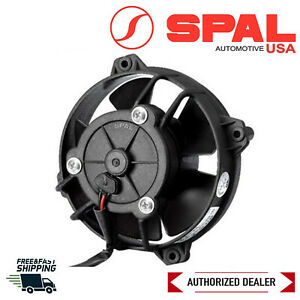 Spal 4 Perfomance Paddle Blade Electric Puller Fan 124 Cfm