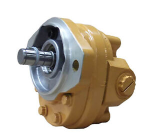 Hydraulic Pump 336058a2 Fits A Case astec Tf300 Trencher
