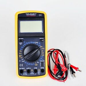 Digital Multimeter Dt9208a Fit For 9201a 2 9205a 2 9208a 2