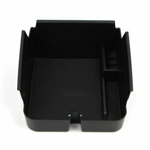 Armrest Storage Box Holder For Vw Touareg 2011 2017 Central Console Glove Tray