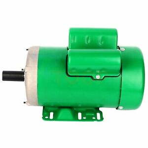 Air Compressor Electric Motor Single Phase 2 Hp 4 Pole 1725 Rpm 145t Frame Tefc