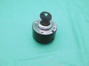 Vintage Bakelit Ignition Switch Kdf Vw W166 Schwimmwagen Wehrmacht Ww