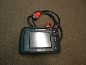 Snap On Ethos Pro Diagnostic Code Scanner Version 19 2