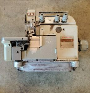 Pegasus Ex Serger Or Heavy Duty Sewing Machine For Leather Etc Mdl Ex5204 32r2