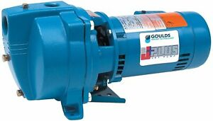 Goulds J10s 1 Hp Shallow Water Well Jet Pump 115 230v