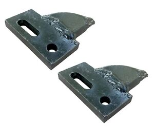 2 Center Cut Bolt On Carbide Teeth T165404c For Many Small Chain Trenchers