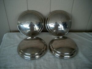 Ford Dog Dish Hubcap 9 1 2 New Count Of 4