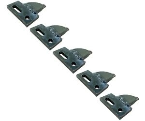 5 Center Cut Bolt On Carbide Teeth T165404c For Many Small Chain Trenchers