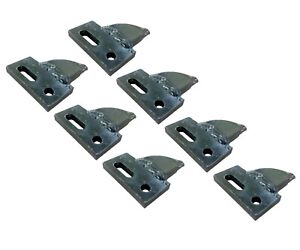 7 Center Cut Bolt On Carbide Teeth T165404c For Many Small Chain Trenchers