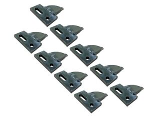 9 Center Cut Bolt On Carbide Teeth T165404c For Many Small Chain Trenchers