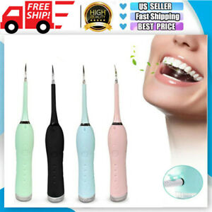 Ultrasonic Dental Scaler Electric Tooth Cleaner Calculus Remover Tooth Whitening
