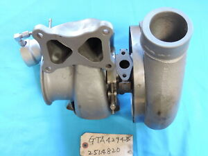 Caterpillar Cat C15 Acert High Pressure Genuine Garrett Turbo Charger Twin Turbo