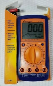 Actron Cp7677 Automotive Troubleshooter Digital Multimeter Engine Analyzer