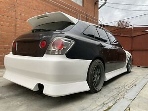 Rear Bumper Bn sports Style For Lexus Is200 Is300 Sportcross Altezza Gita