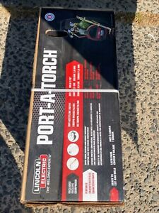 Lincoln Electric Port A Torch Kit Acetylene Power Tool Portable Welding Kh990