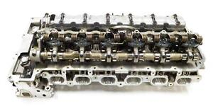 07 13 Bmw E87 E90 E53 E83 E85 E60 3 0l N52 Cylinder Head With Cams And Lifters