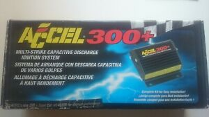 Accell 300 Racing Ignition And Rev Limiter
