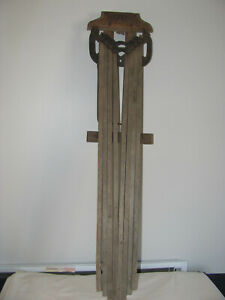 Antique Vintage Beauty Wooden 8 Arm Clothes Hanging Drying Rack