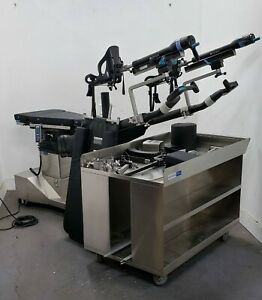 Steris Model Ot 1200 Orthopedic Surgery Table W Accessory Packages