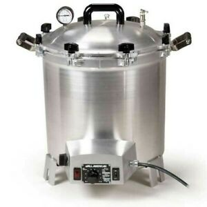 All American 41 Quart Benchtop Sterilizer 120 Volt In Stock To Ship Now