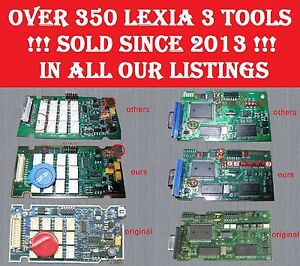 Real Full Chip Lexia Latest Firmware Diagbox 7 83 Peugeot Citroen Diagnostic