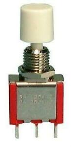 Philmore 30 2750 Dpdt On on Momentary Push Button Switch 1a 125v Ac