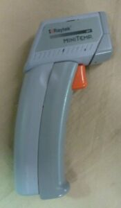 Raytek Mt Minitemp Infrared Thermometer Good Condition Free Shipping