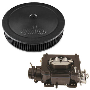 Street Demon 1901 Black 625 Cfm Polymer Carb W black Air Cleaner