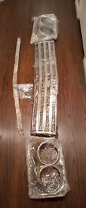 1962 Chevy Impala Ss Conv Front Rechomed Grill Original