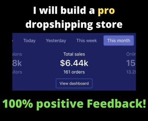 I Will Build A Custom Automated Shopify Dropshipping Website Ready In 48 Hours