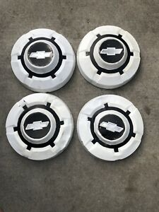 1969 1975 Chevy Truck Blazer Suburban 4 12 Dog Dish Hubcaps Used Please Read