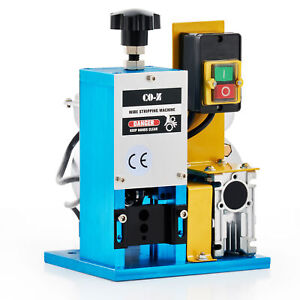 Co z Portable Powered Electric Wire Stripping Machine 1 4hp Cable Stripper