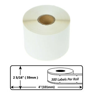 30256 Shipping Label 2 5 16 X 4 For Dymo Labelwriter 300 310 320 330 400