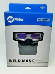 Miller Weld mask Auto Darkening Goggles 267370 Fast Free Shipping