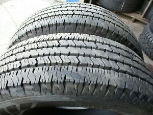 2 235 75 17 108s Hankook Dynapro At Used Tires