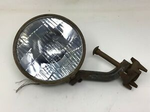 Vintage S m Lamp Co 711 Auto Passing Light Mazda Lens Ford Chevy Buick Olds