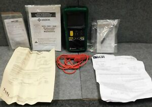 Greenlee Megohmmeter 5882 W Bag Accessories Free Shipping