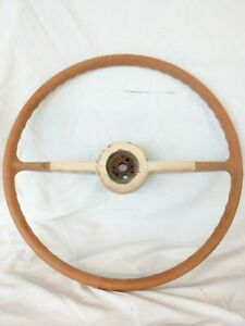 1954 Chevrolet Convertible 2 4 Sedan Bel Air Station Wagon Steering Wheel 1953