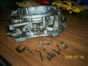 Vintage Carter Avs Carburetor parts Only