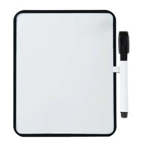 Dry Erase Board With Marker Magnetic Whiteboard 8 5 x11 Inches