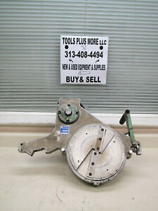 Mcelroy 819901 28 120v Electric Facer Shaver Assembly Used Free Shipping