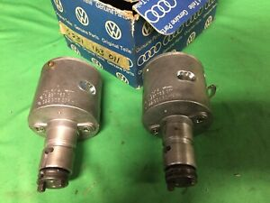 Original Genuine Bosch Distributor 0231163011 Vw Porsche 022905205h
