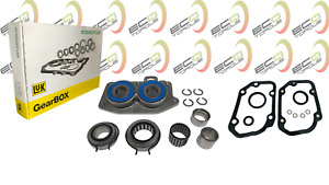 Volkswagen Golf Polo Lupo 02t 0af 0ap Gearbox Bearings And Seals Rebuild Kit