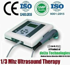 Latest Original Ultrasound Therapy 1 3 Mhz Physiotherapy For Pain Relief Therapy